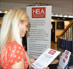 NELA Exhibition Stand