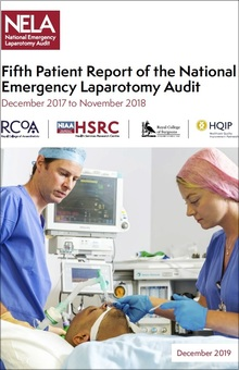 fifth patient report cover